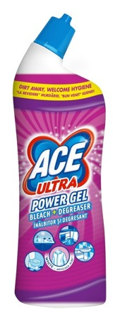 Silne żel do wc Ace Ultra Fresh 750 Ml